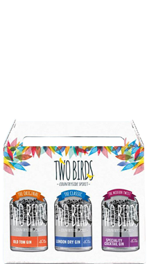 Two Birds Gin Tasting Set